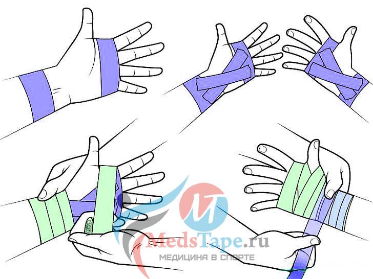 8. Можете попробовать другой способ обертывания, менее ограничивающий движения.