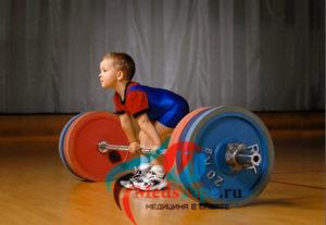 Особенности развития детского организма в спорте
