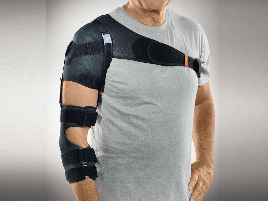 ортез на руку и плечо