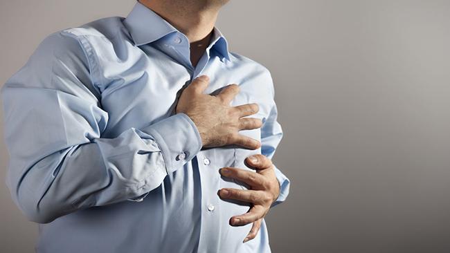Боли в грудной клетке при раке легкого