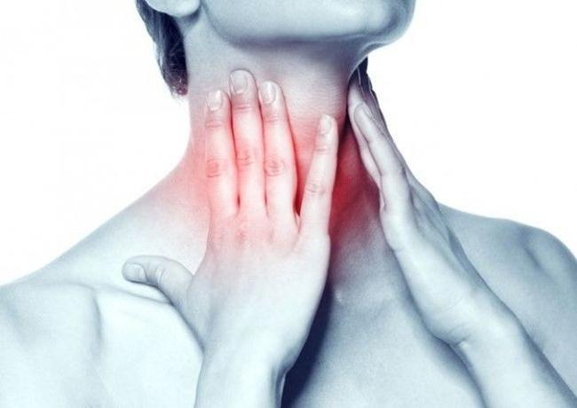 Воспаление верхних дыхательных путей