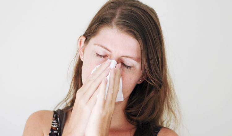 Аллергия на месте зеленки