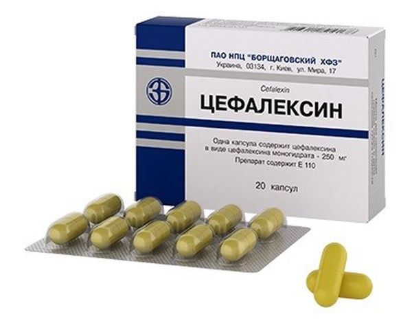 Цефалоспорины - лекарство от кашля