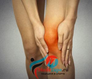Артроз коленного сустава - упражнения и гимнастика