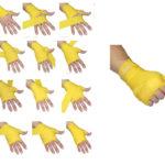 Как наматывать боксерские бинты на руку правильно