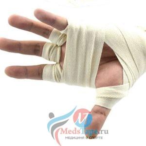 Бинты для бокса для защиты кистей рук