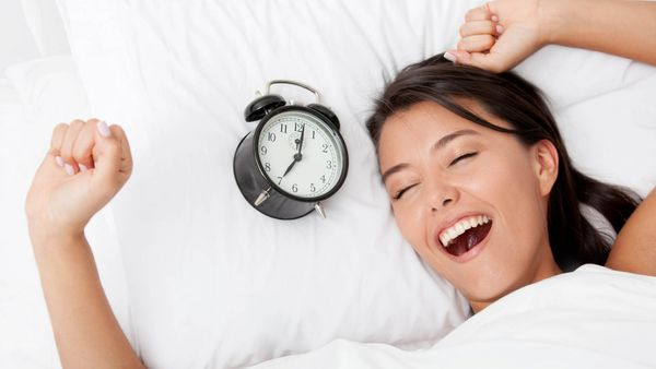 Хороший сон здорового человека