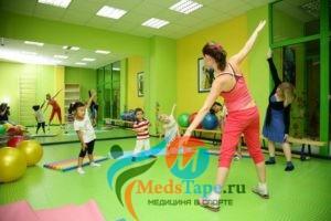 Развитие организма ребёнка с малых лет - важный аспект спортивной медицины