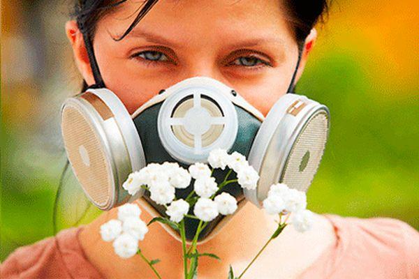 Защита от аллергии на пыльцу растений
