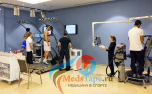 Становление спортивной медицины началось с 21-го века.