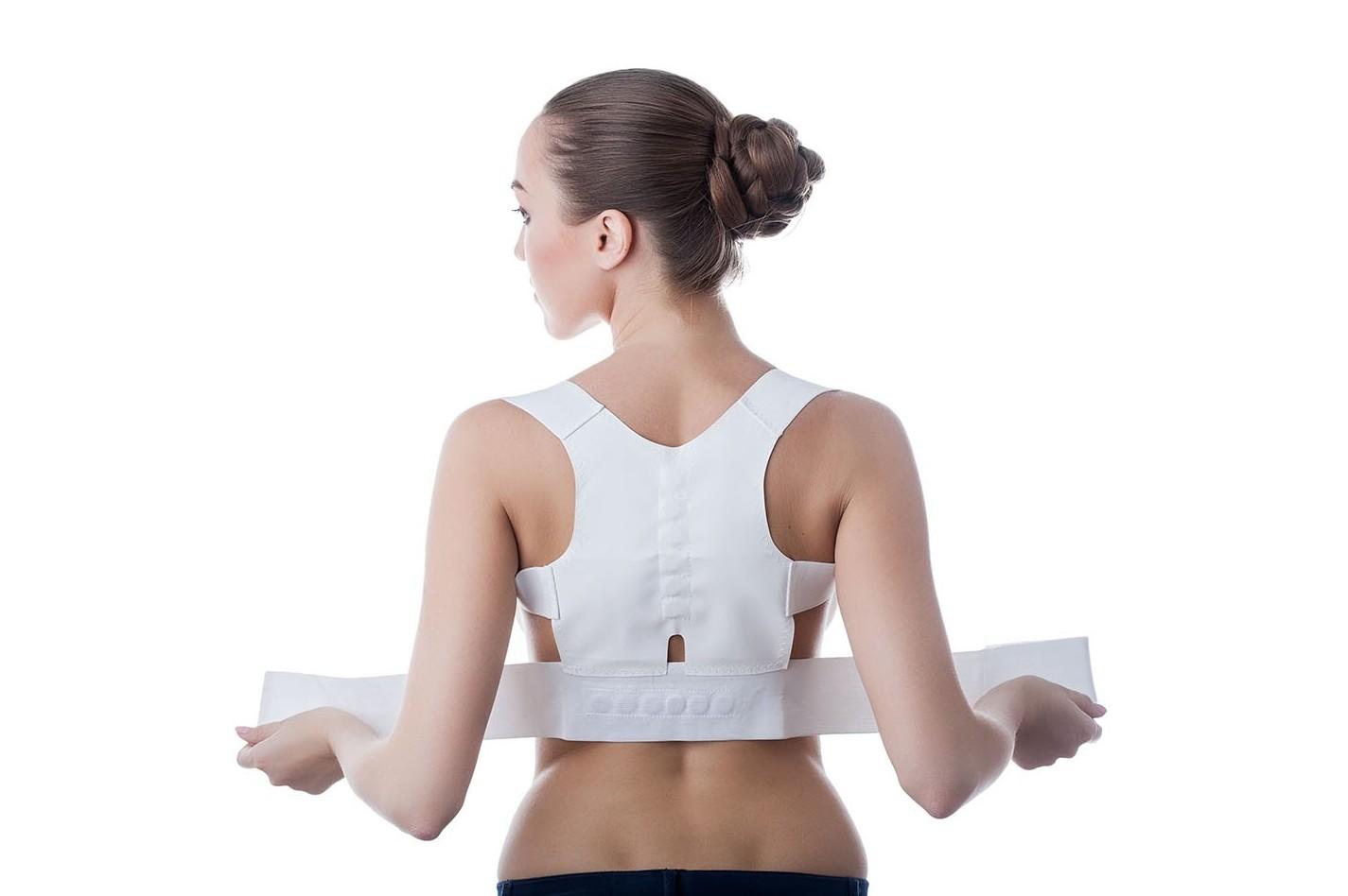 как носить корсет для спины