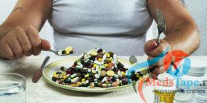 Миф 1: витамины вместо правильного питания