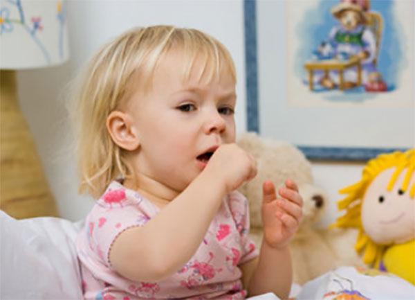 Кашель у ребенка после пробы Манту
