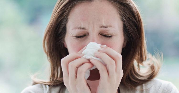 Назальная аллергия