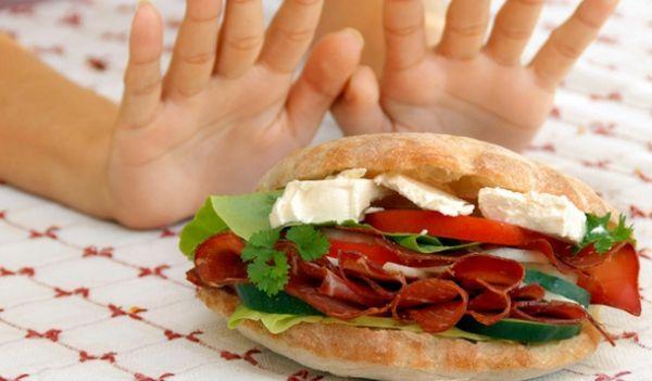Отказ от жирной пищи при сердечном кашле
