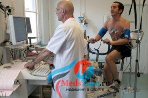 Спортивный врач – это специалист в области высоких нагрузок